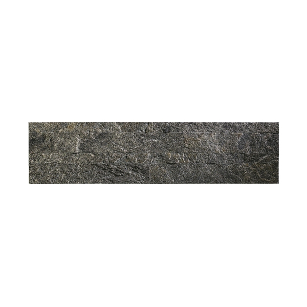 Picture of ASPECT A9084 Wall Tile, 24 in L, 6 in W, Stone, Frosted Quartz