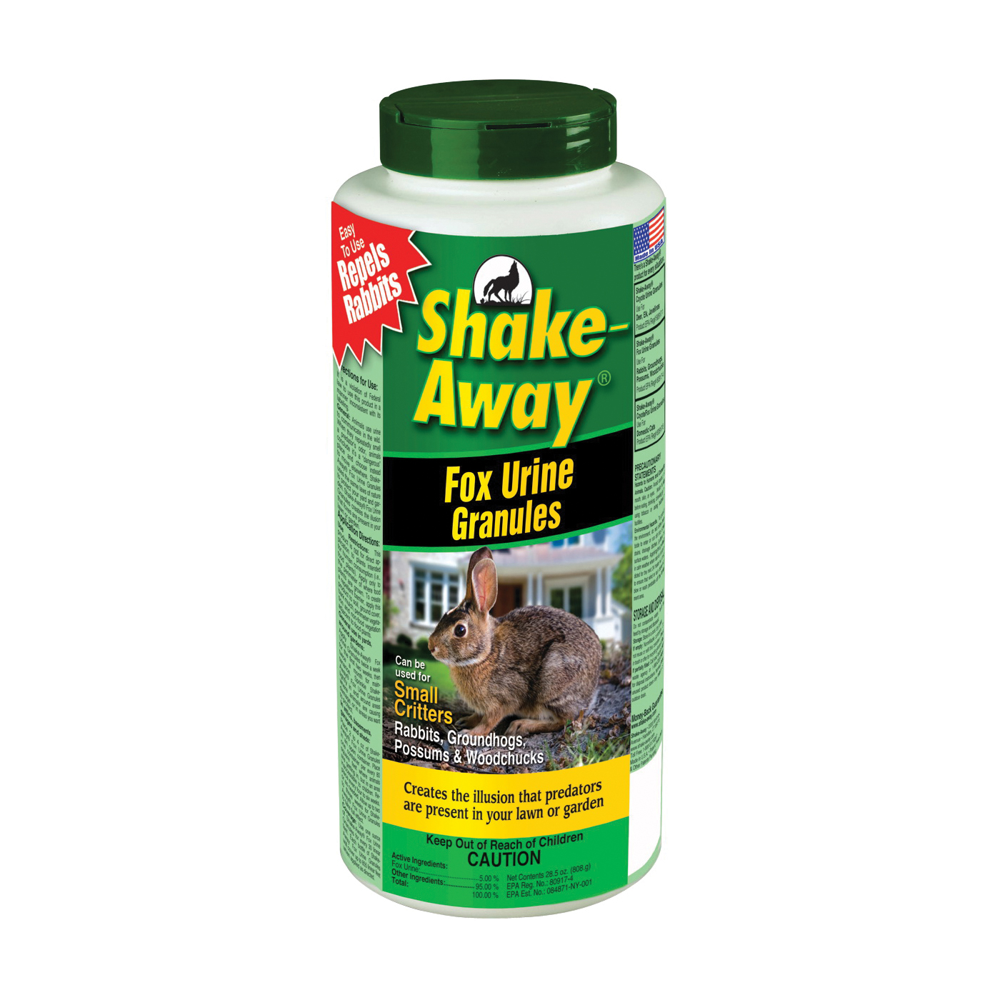 Picture of SHAKE-AWAY 2852228 Critter Repellent