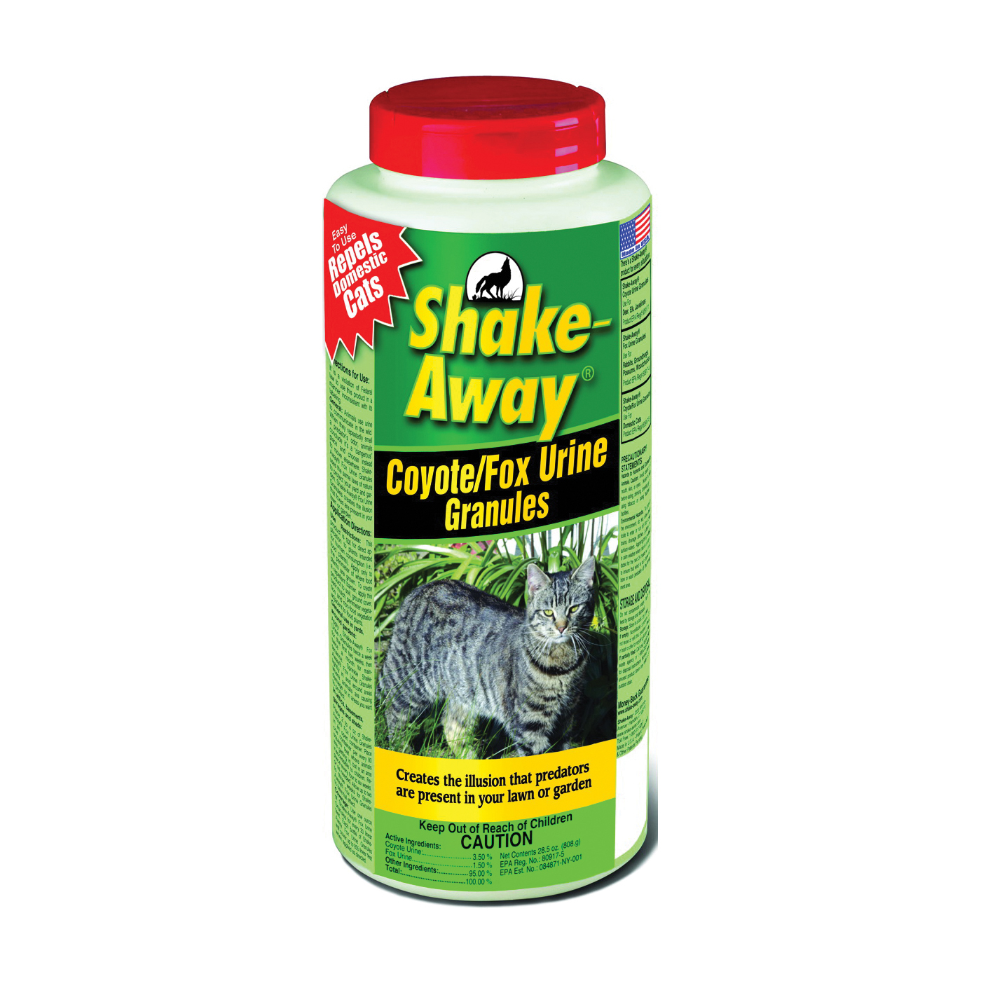 Picture of SHAKE-AWAY 2854448 Cat Repellent