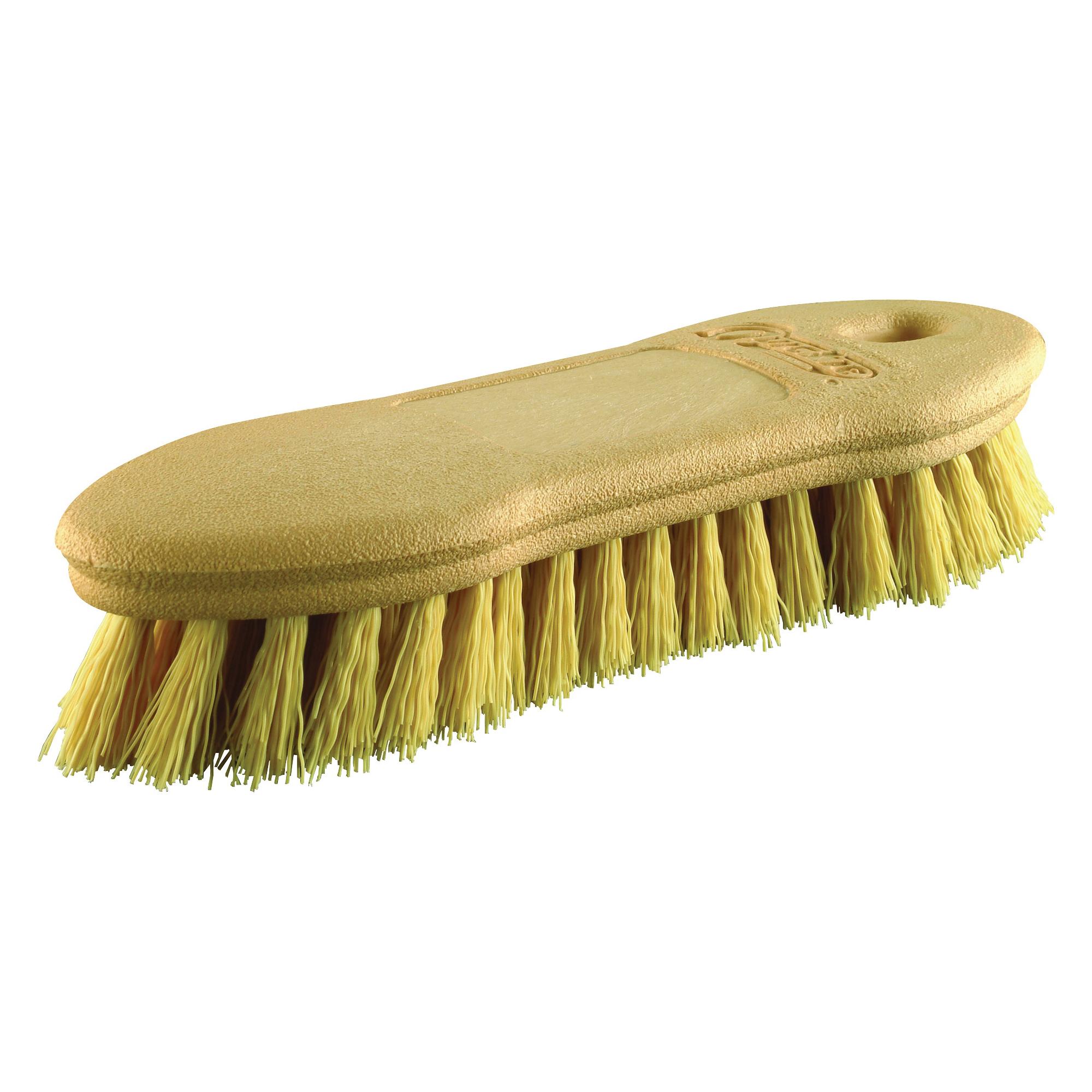 Picture of Quickie 203 Scrubber Brush, 1 in L Trim, Dark Gray Bristle