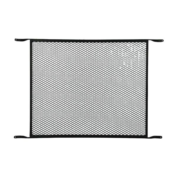Picture of M-D 33381 Door Grill, 20.38 in W, 34-1/4 in H, Aluminum, Bronze