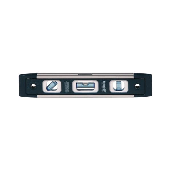 Picture of Empire em81.9 Tool Box Level, 9 in L, 3 -Vial, Magnetic, Aluminum
