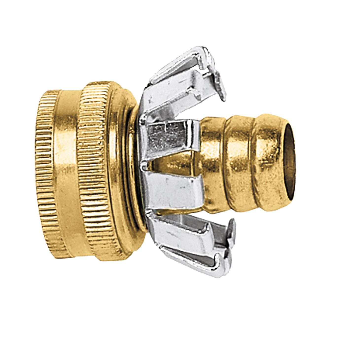 Picture of Gilmour 801204-1002 Hose Coupling, 1/2 in, Female, Brass