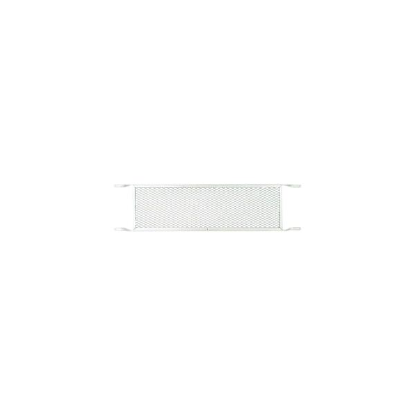 Picture of M-D 33209 Screen Door Push Grill, 7.69 in W, 34.31 in H, Aluminum, Mill, For: 36 in Doors