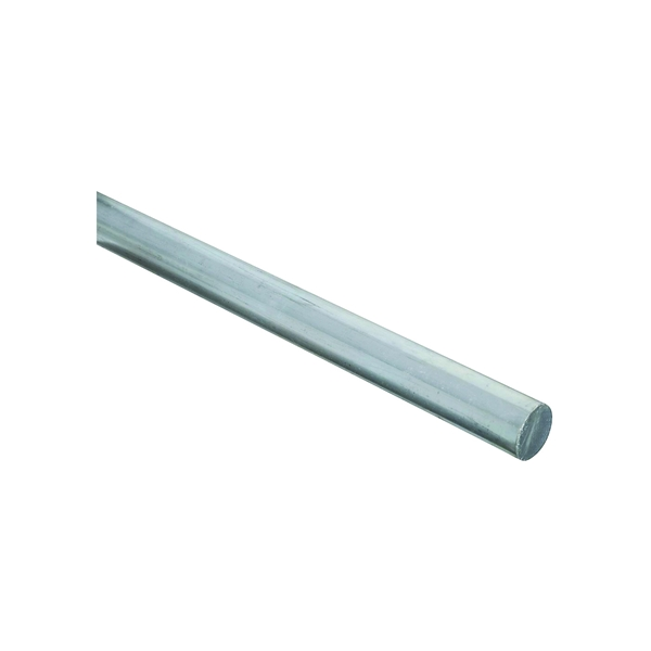 Picture of Stanley Hardware 4005BC Series 346973 Smooth Rod, 1 in Dia, 36 in L, Steel, Zinc