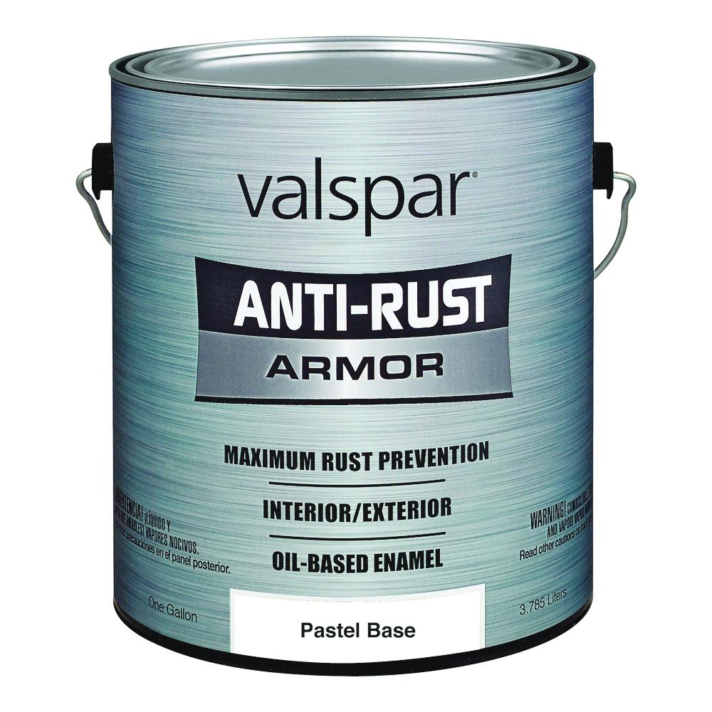 Picture of Valspar 21800 Series 21805 Oil Gloss Enamel, Gloss, Pastel Base, 1 gal