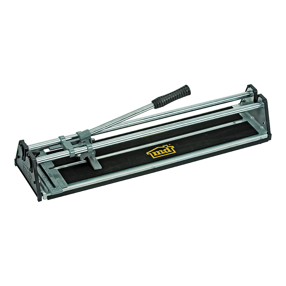 Picture of M-D 49195 Tile Cutter, 20 in Cutting Capacity, Cut Material: Steel, Tungsten Carbide Blade
