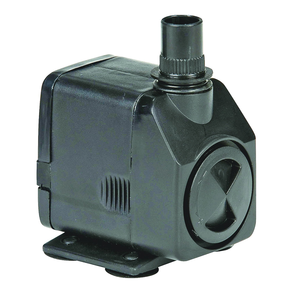 Picture of Little Giant 566716 Magnetic Drive Pump, 0.23 A, 115 V, 1/2 x 5/8 in Connection, 1 ft Max Head, 130 gph