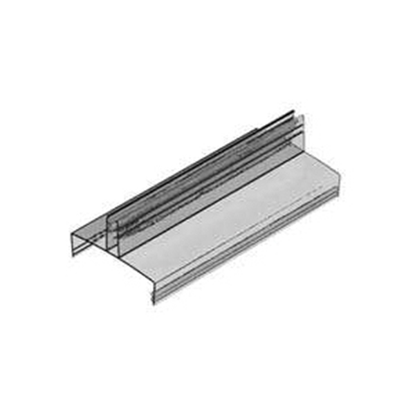 Picture of SOUTHERN IMPERIAL Fast-Gripz II 2116004502 Sign Holder, 6 in L, 2.65 in W, Clear