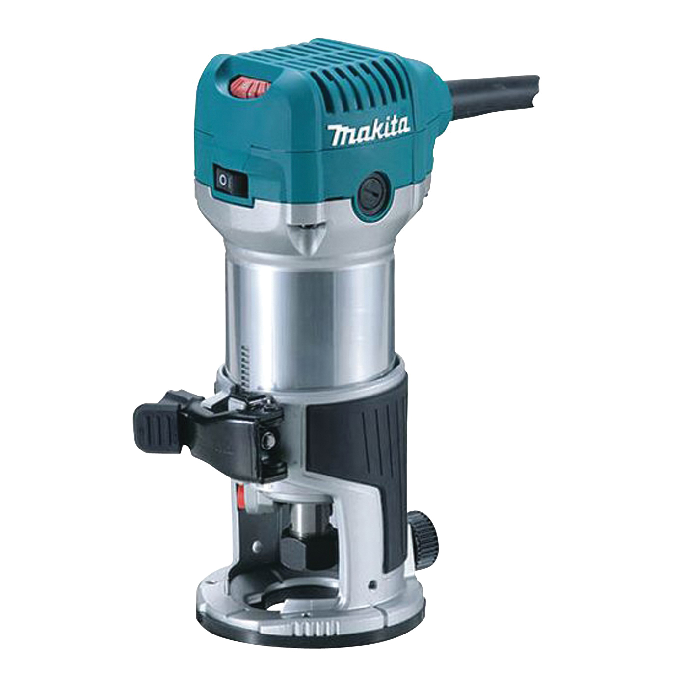 Picture of Makita RT0701C Compact Router, 6.5 A, 10,000 to 30,000 rpm No Load