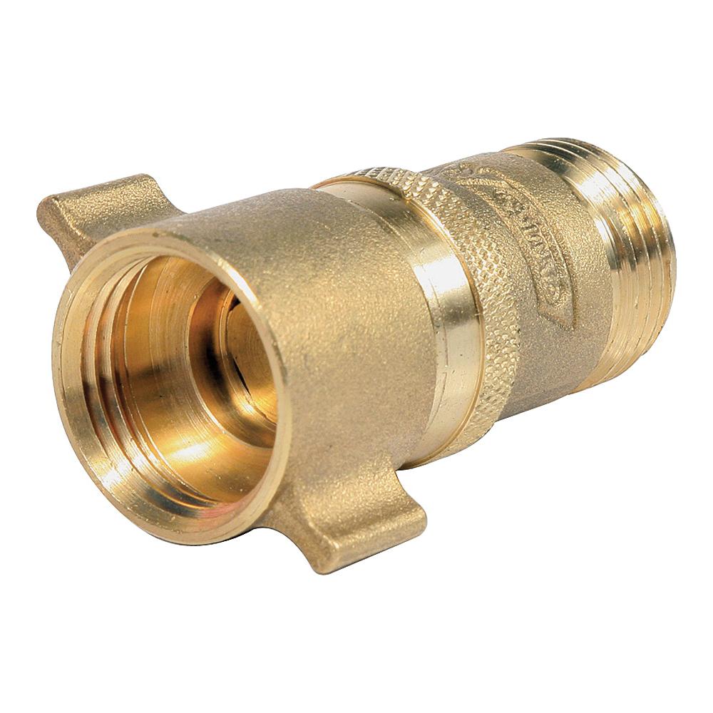 Picture of CAMCO 40055 Water Pressure Regulator, 3/4 in ID, Female x Male, 40 to 50 psi Pressure, Brass