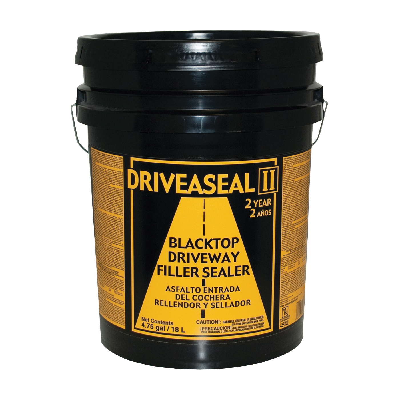 Picture of Gardner 0525-GA Driveway Filler and Sealer, Liquid, 5 gal Package, Pail