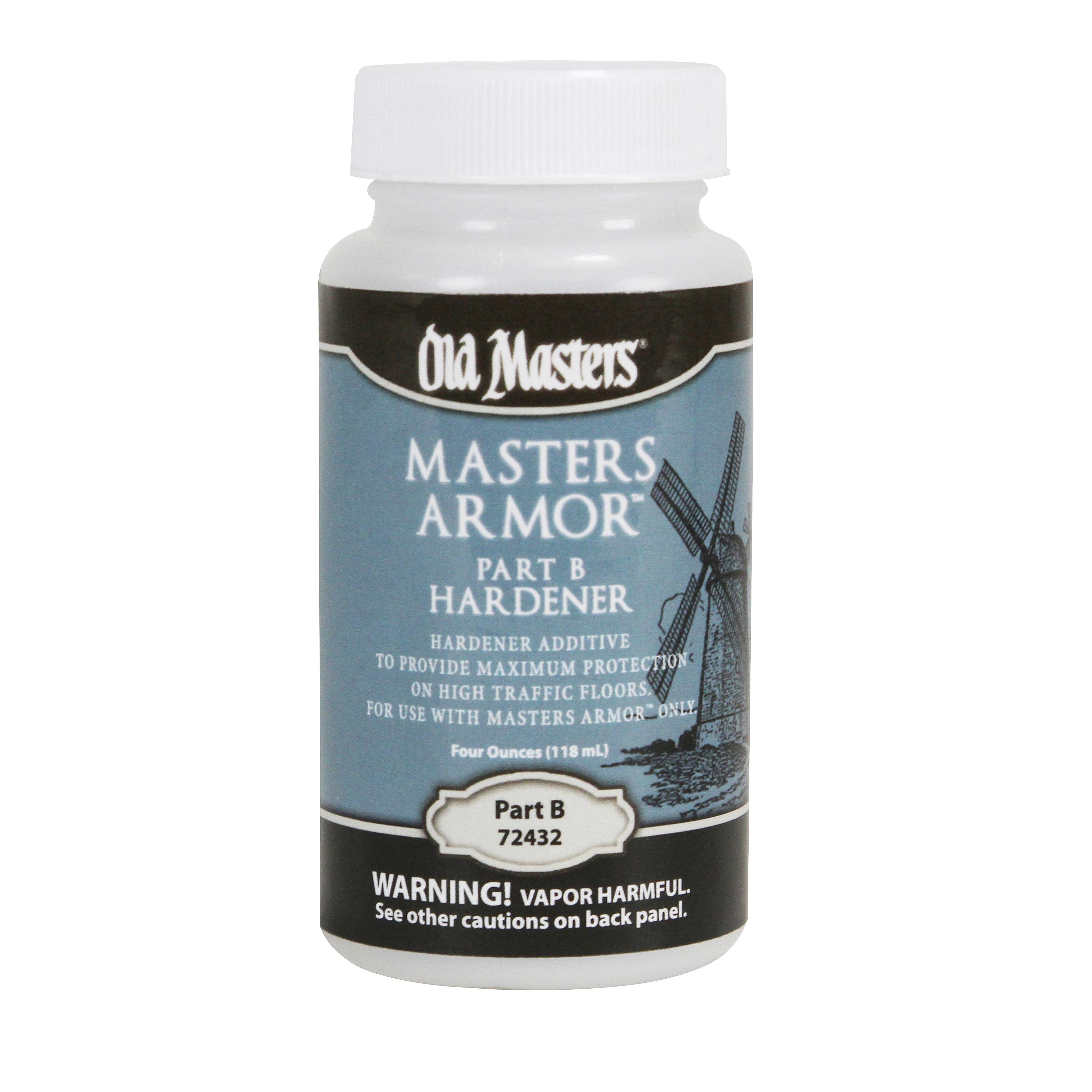 Picture of Old Masters 72432 Paint Hardener, Liquid, 4 oz