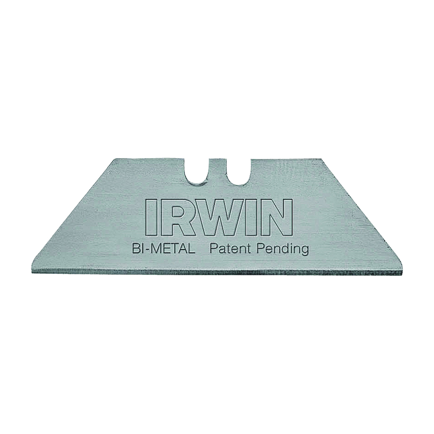 Picture of IRWIN 2088100 Utility Blade, Bi-Metal/HSS, 2 -Point, 5/PK, Pack