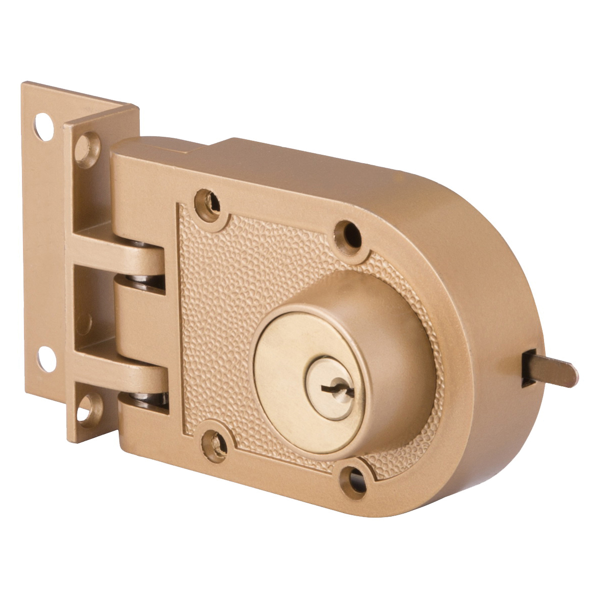 Picture of ProSource 6224331-PS Lock, Brass