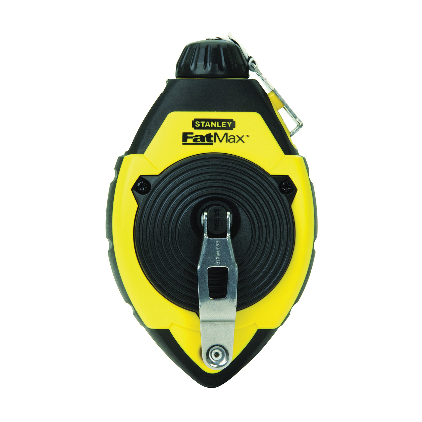 Picture of STANLEY 47-140L Chalk Line Reel, 100 ft L Line, Blue Line, 3:1 Gear Ratio