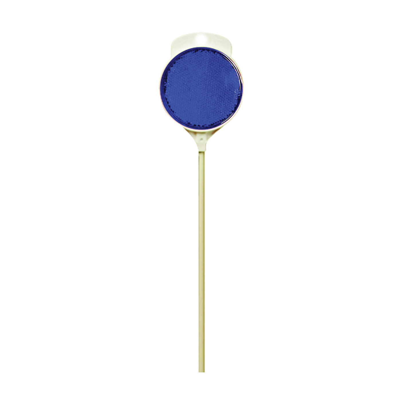 Picture of HY-KO DM300B36 Driveway Marker, Fiberglass Post, Blue Reflector