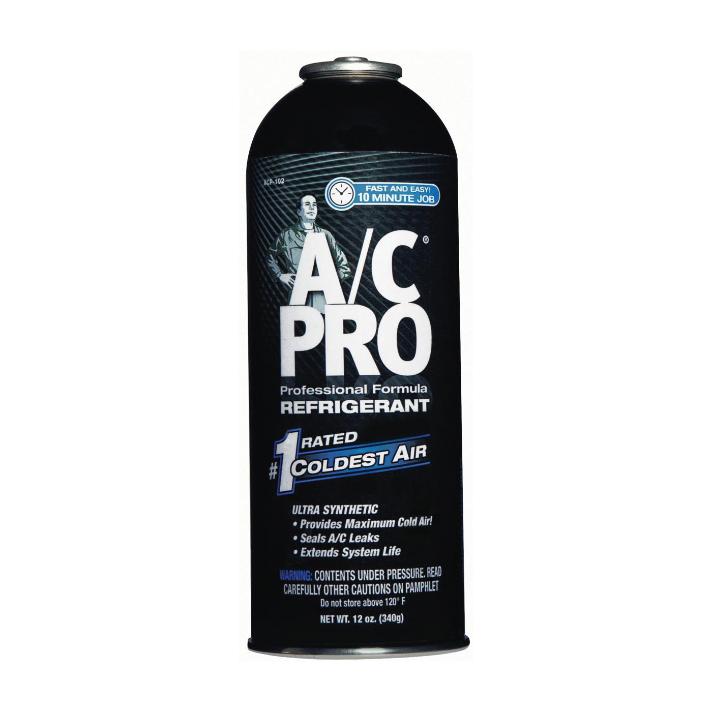 Picture of IDQ ACP-102 Refrigerant, 12 oz Package, Aerosol Can, Liquid