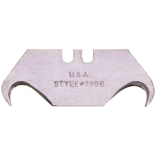 Picture of Crescent Wiss RWK16V Utility Knife Blade, Steel, Carded