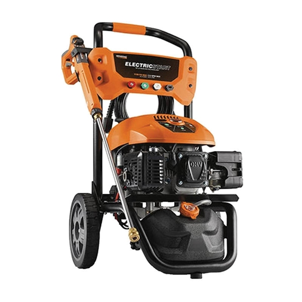 Picture of GENERAC 10000007132 Pressure Washer, OHV Engine, 196 cc Engine Displacement, Axial Cam Pump, 3100 psi Operating