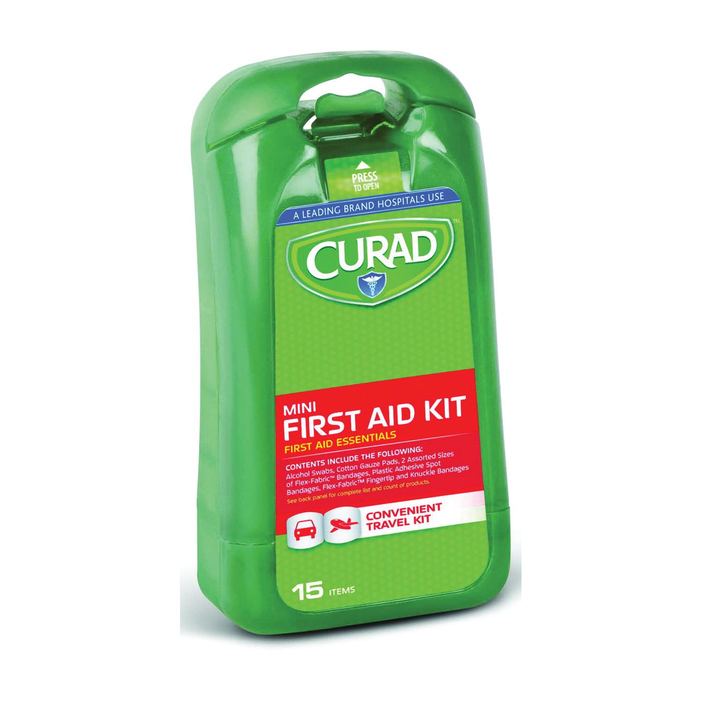 Picture of CURAD CURMINIFAKRB Mini First Aid Kit