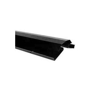 Picture of LOMANCO LomanCool LPR10B Ridge Vent, 10 ft L, Aluminum, Black