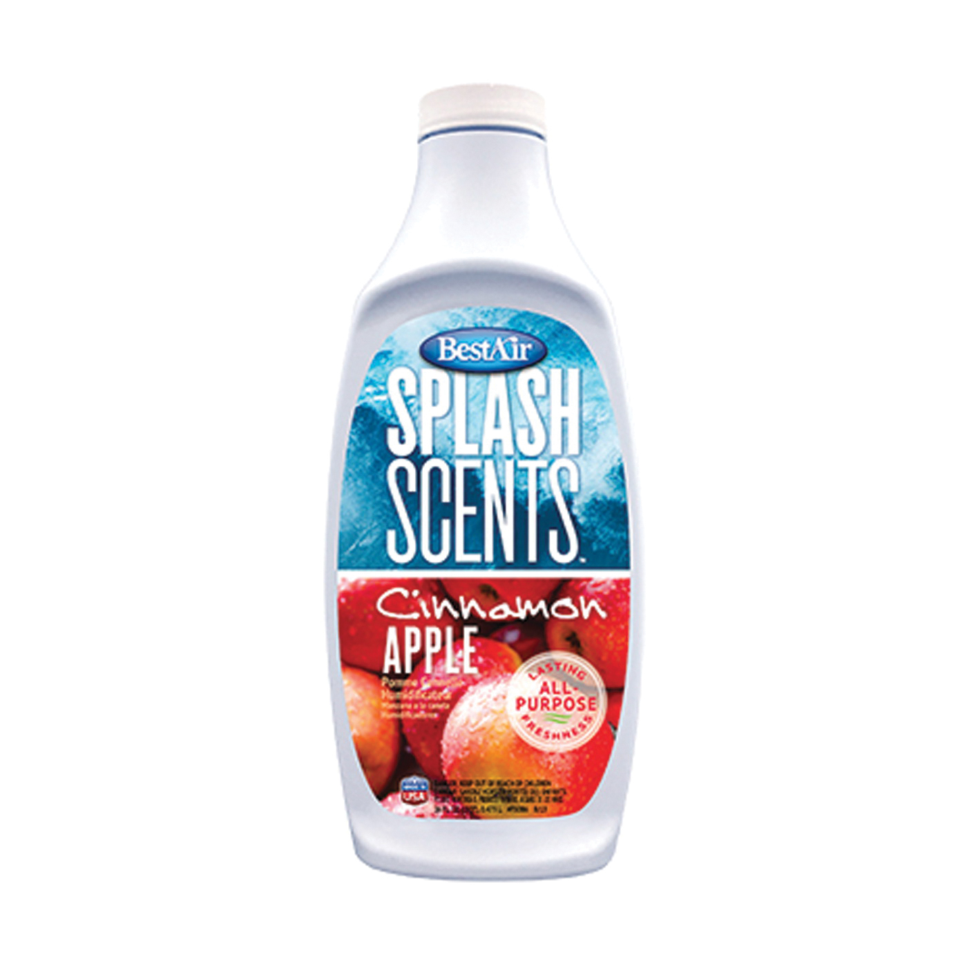 Picture of BestAir FSCA6 Humidifier Scents, Apple Cinnamon, 16 oz Package, Bottle