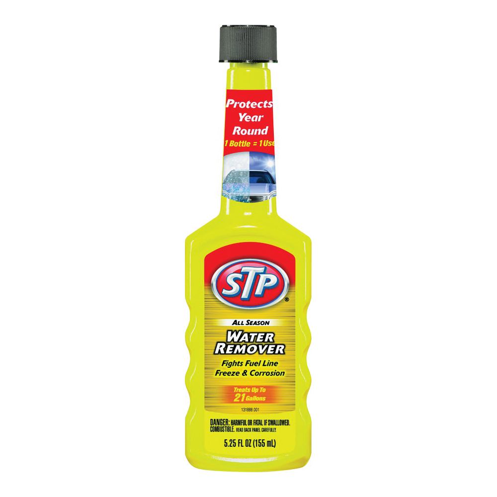 Picture of STP 78572 Water Remover Straw, 5.25 oz Package, Bottle