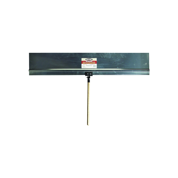 Picture of HYDE ProShield 28030 Spray Shield, 36 x 9 in Blade, Hardwood Handle, ACME Threaded Handle