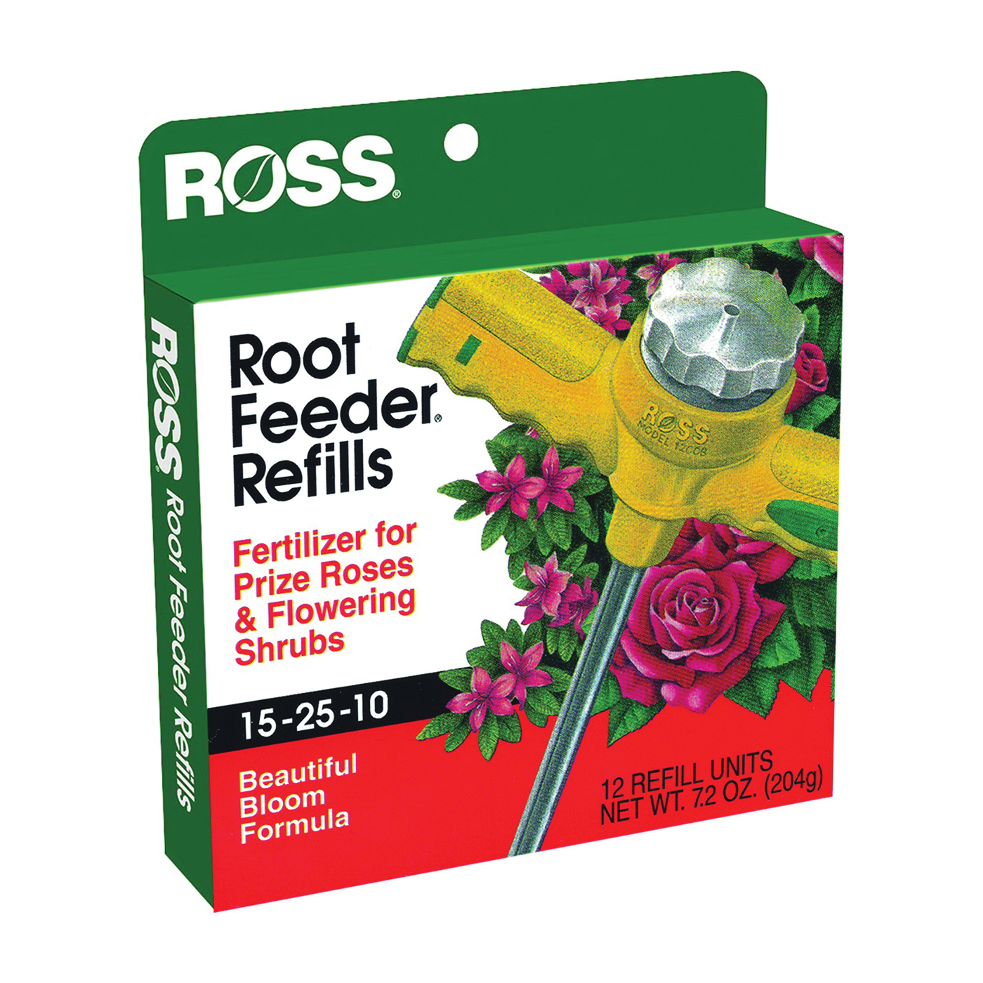 Picture of Jobes 13450 Root Feeder Refill, Tablet, White