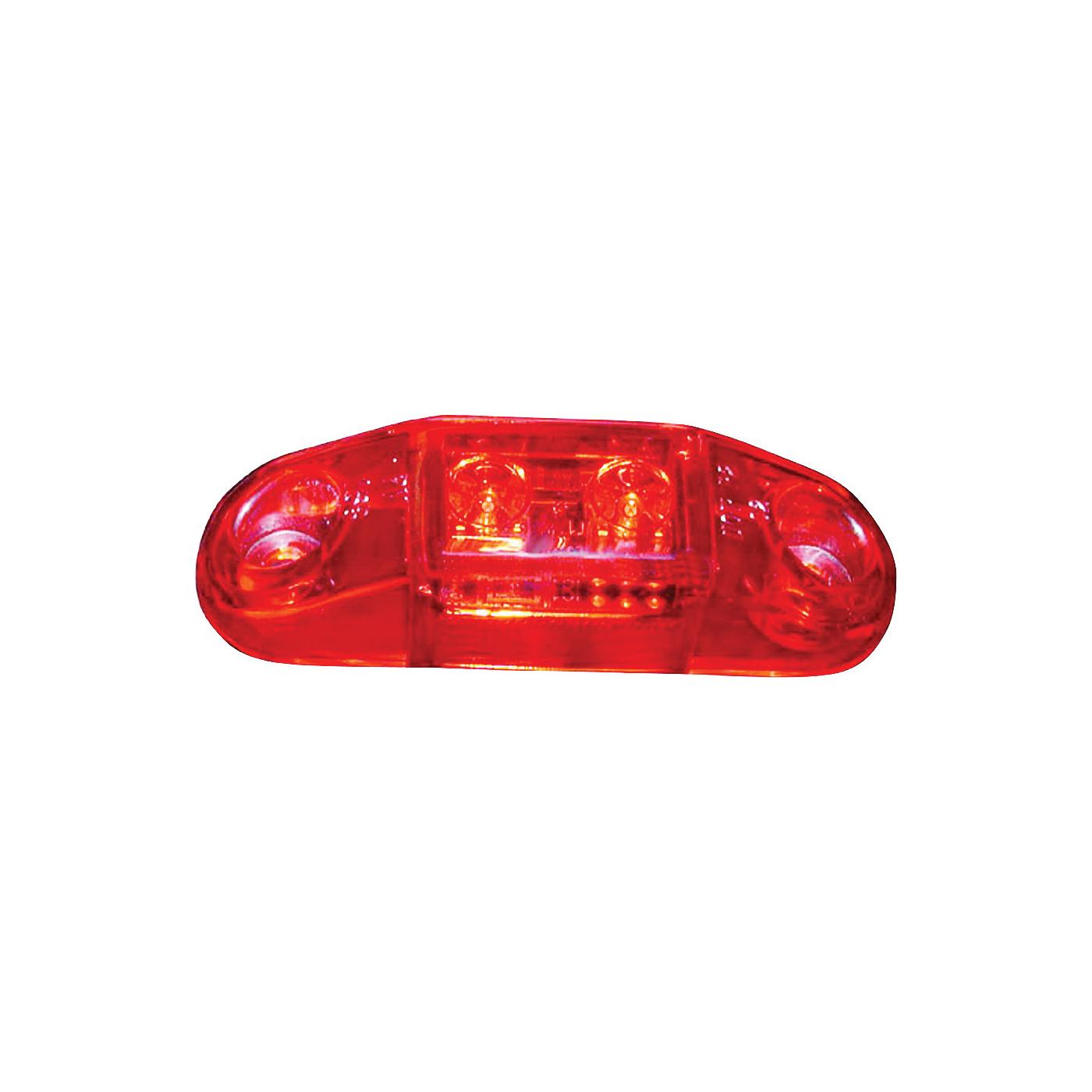 Picture of PM V168R LED Light, 9/16 V, 2 -Lamp, LED Lamp, Red Lamp