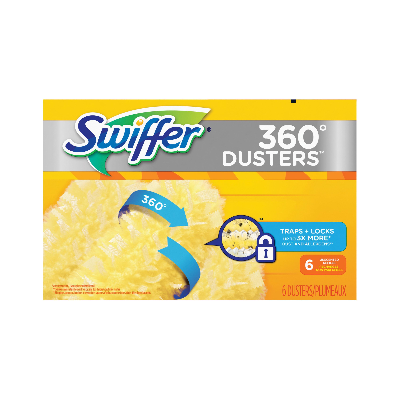 Picture of Swiffer 16944 Duster Refill, Microfiber Cloth Head