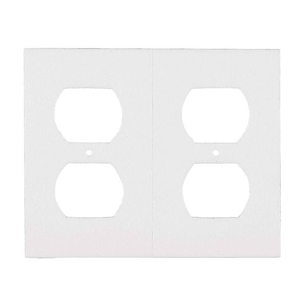 Picture of M-D 87916 Wallplate Sealer, Foam, White