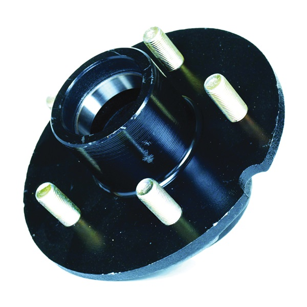 Picture of MARTIN WHEEL H-545UHI-B Trailer Hub, 1750 lb Withstand, 5 -Bolt, 5 x 4-1/2 in Dia Bolt Circle