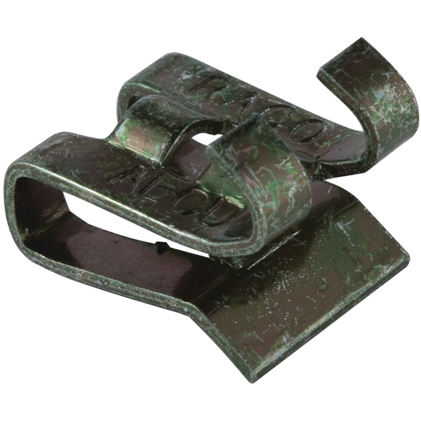 Picture of RACO 975 Ground Clip, Steel, Green