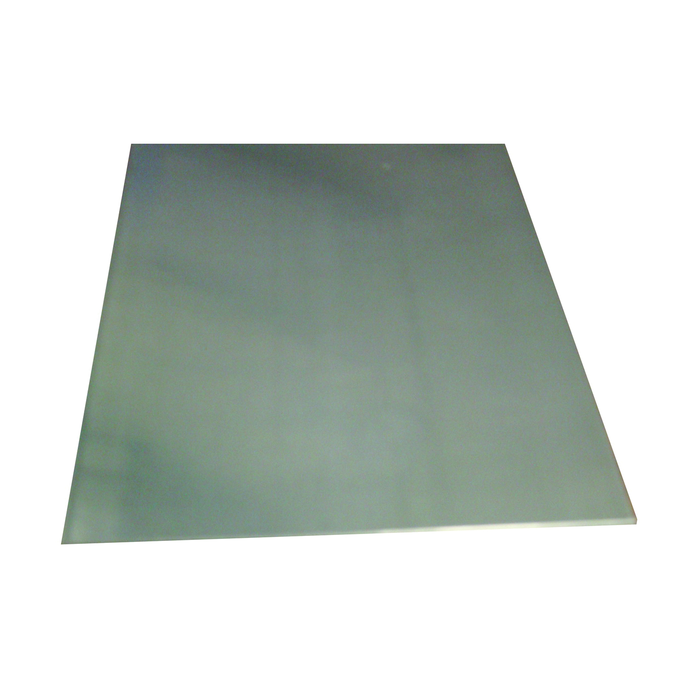Picture of K & S 87183 Metal Sheet, 26 Thick Material, 6 in W, 12 in L, Stainless Steel