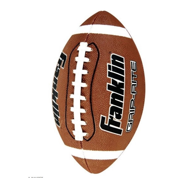 Picture of Franklin Sports 5010 Foot Ball, Leather