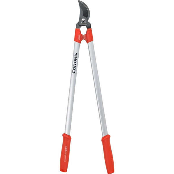 Picture of CORONA CLIPPER SL 3264 Bypass Lopper, 1-1/2 in Cutting Capacity, Dual Arc Blade, Steel Blade, Steel Handle