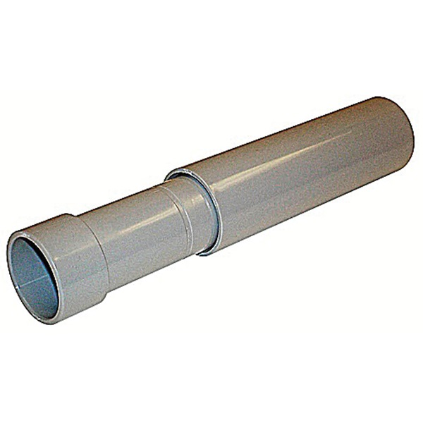 Picture of Carlon E945 Series E945G Expansion Coupling, 1-1/4 in Trade, Female Socket, 6 in L, PVC, Gray