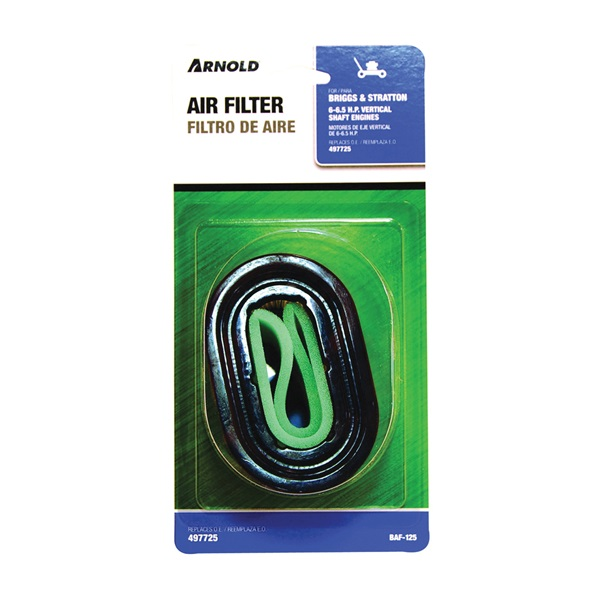 Picture of ARNOLD BAF-125 Replacement Air Filter with Pre-Cleaner, Paper Filter Media