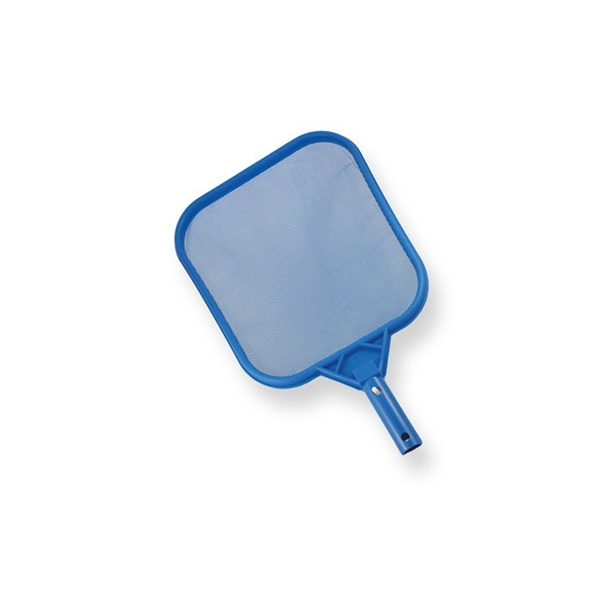 Picture of JED POOL TOOLS 40-364 Leaf Skimmer, Nylon Net, Plastic Frame, Blue