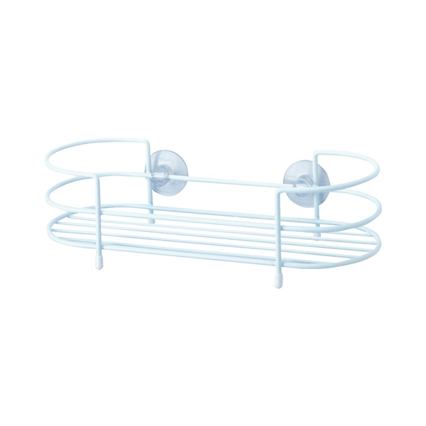 Picture of Simple Spaces SS-SC-29-PE-3L Shower Caddy, 11-5/8 in OAW, 3-1/8 in OAH, 4-1/2 in OAD