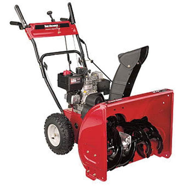 Picture of MTD 600 31AS6BEE700 Snow Thrower, 2 -Stage, 24 in W Cleaning
