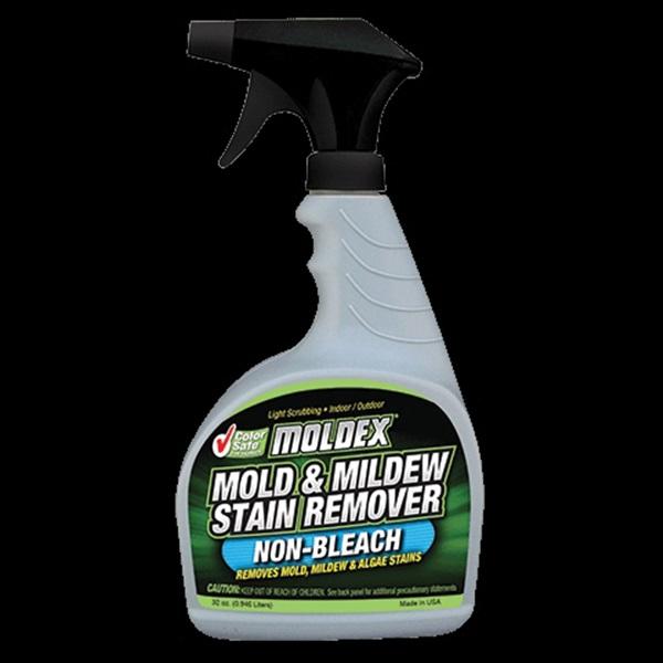Picture of MOLDEX 5310 Non-Bleach Stain Remover, 32 oz Package, Bottle, Liquid, Mild