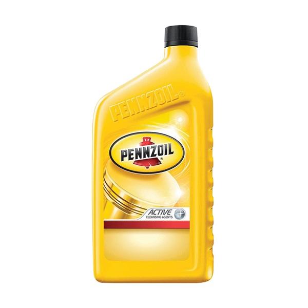 Picture of Pennzoil 550035002/62439 Motor Oil, 5W-20, 1 qt Package, Bottle