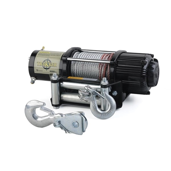 Picture of KEEPER KT4000 Electric Winch, 12 VDC, 4000 lb