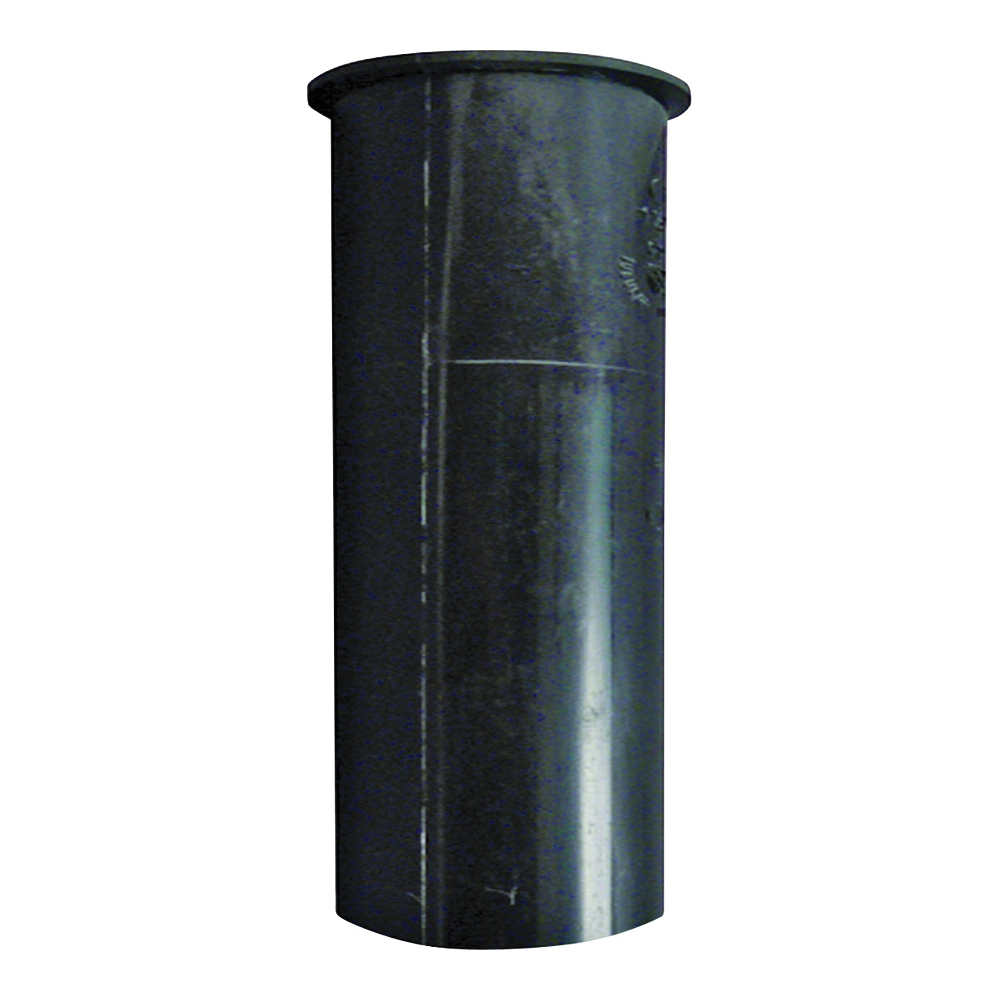 Picture of Plumb Pak PP10-8B Sink Tailpiece, 1-1/2 in, 8 in L, PVC, Black