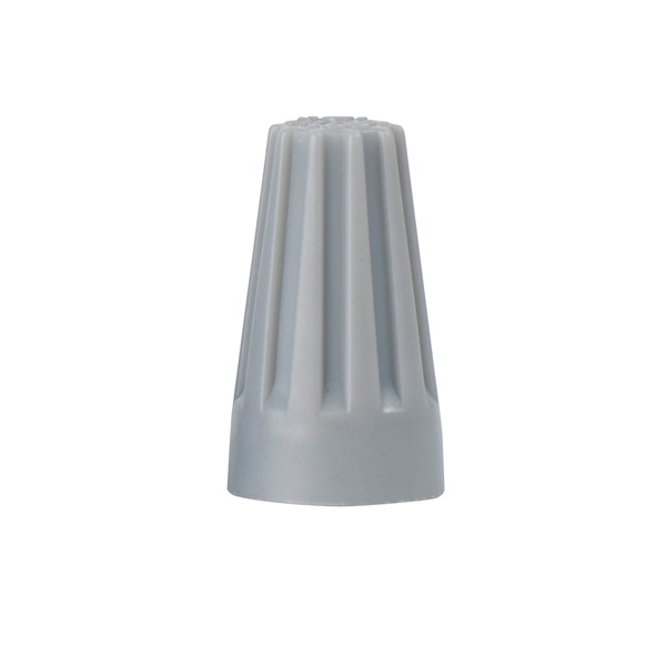 Picture of GB WireGard GB-1 Series 16-001 Wire Connector, 22 to 16 AWG Wire, Steel Contact, Polypropylene Housing Material