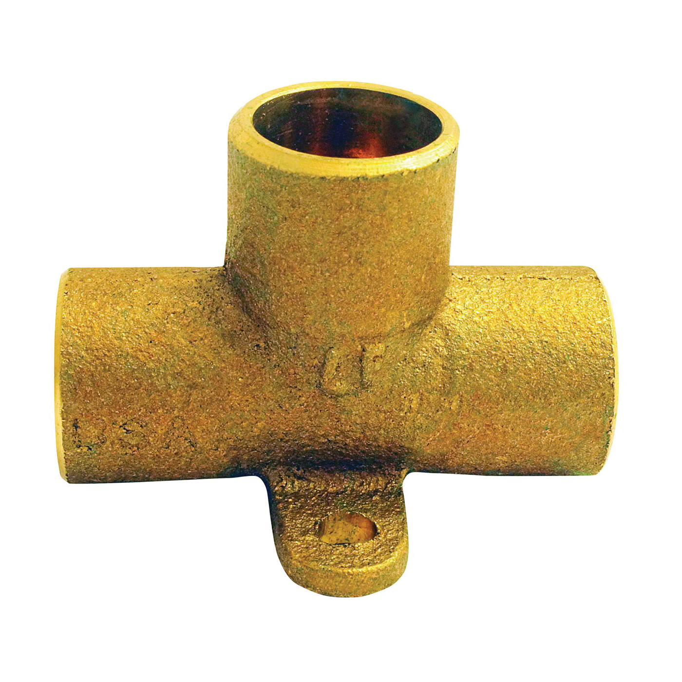 Picture of EPC 10156950 Pipe Tee, 1/2 in, Sweat, Copper