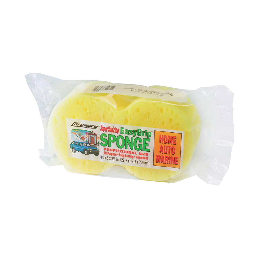 Picture of Acme BS915 Cleaning Sponge, 8-3/4 in L, 5 in W, 3-1/8 in Thick, Polyurethane